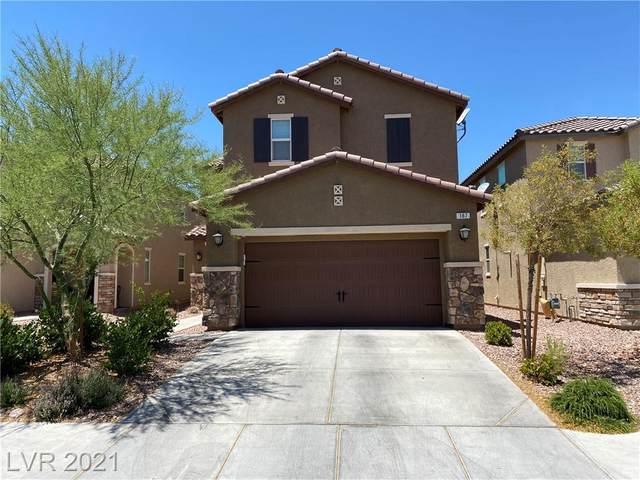 167 Sand Lake Street, Henderson, NV 89074 (MLS #2293034) :: Galindo Group Real Estate