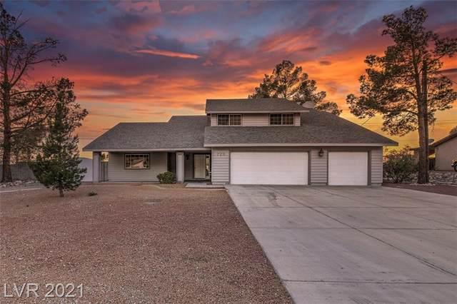 723 Wilshire Boulevard, Las Vegas, NV 89110 (MLS #2293064) :: Galindo Group Real Estate