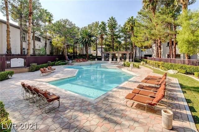 108 Lemon Glaze Street #203, Las Vegas, NV 89145 (MLS #2293502) :: Lindstrom Radcliffe Group