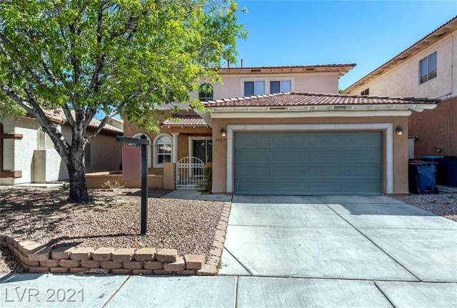 7917 Aviano Pines Avenue, Las Vegas, NV 89129 (MLS #2293612) :: Lindstrom Radcliffe Group