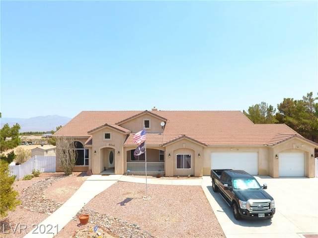 8242 Reymore Street, Las Vegas, NV 89166 (MLS #2293618) :: Keller Williams Realty