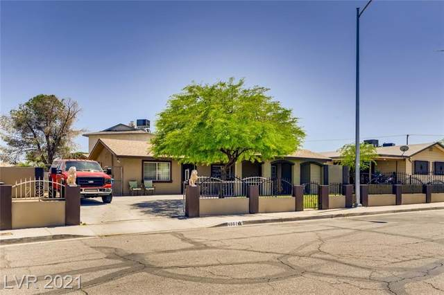 4861 Novato Way, Las Vegas, NV 89120 (MLS #2293807) :: The Perna Group