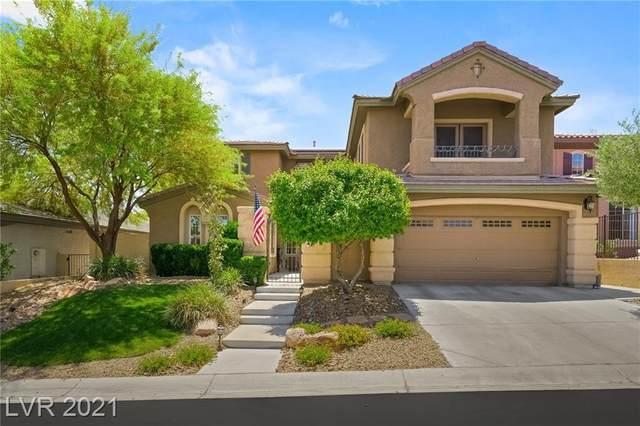 11389 Orazio Drive, Las Vegas, NV 89138 (MLS #2293872) :: Team Michele Dugan