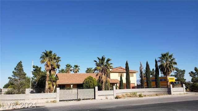 8610 Redwood Street, Las Vegas, NV 89139 (MLS #2293879) :: Custom Fit Real Estate Group