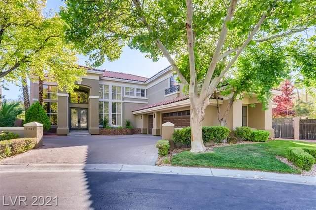 1701 Glenview Drive, Las Vegas, NV 89134 (MLS #2293891) :: Jack Greenberg Group