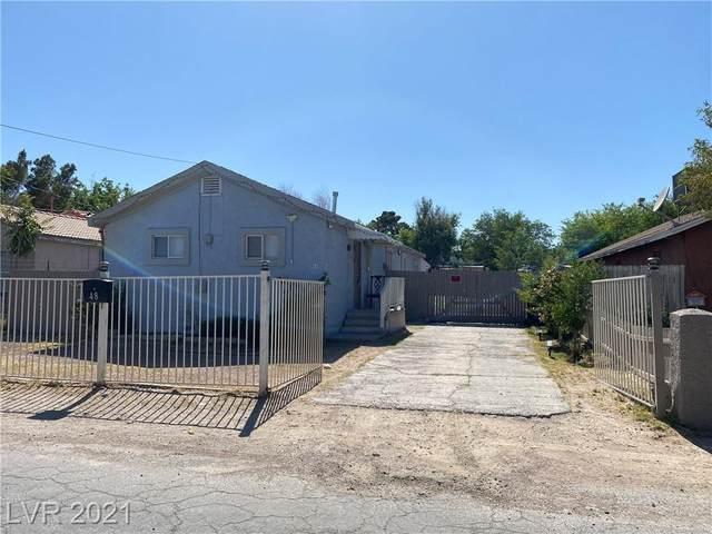 48 N 27th Street, Las Vegas, NV 89101 (MLS #2293914) :: Lindstrom Radcliffe Group