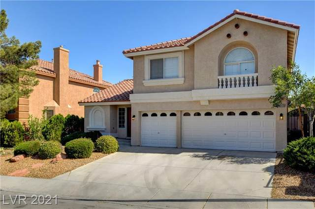 10115 Wotans Throne Court, Las Vegas, NV 89148 (MLS #2293967) :: Jeffrey Sabel