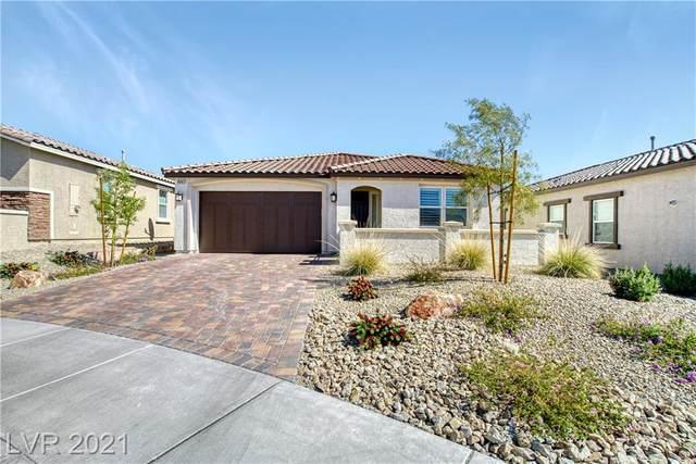 10242 Knotty Skye Avenue, Las Vegas, NV 89166 (MLS #2293995) :: Jack Greenberg Group