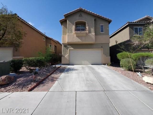 3844 Carisbrook Drive, North Las Vegas, NV 89081 (MLS #2294030) :: Lindstrom Radcliffe Group