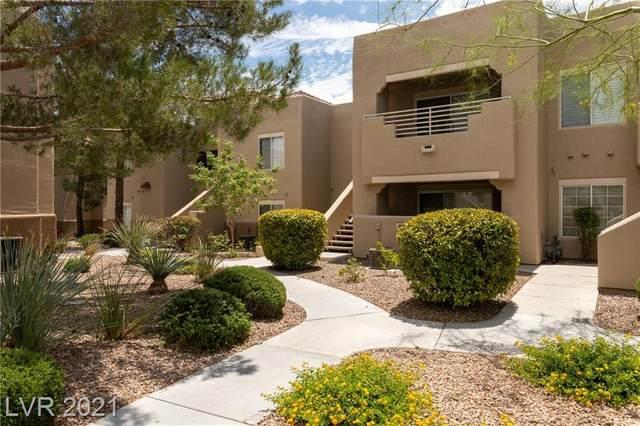1900 Desert Falls Court #103, Las Vegas, NV 89128 (MLS #2294075) :: DT Real Estate