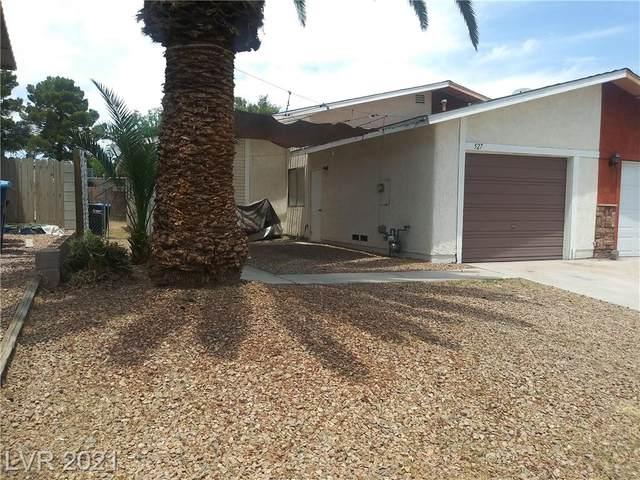 527 Chelsea Drive, Henderson, NV 89014 (MLS #2294257) :: Galindo Group Real Estate