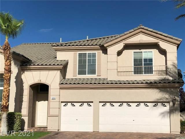 4316 Spooner Lake Circle, Las Vegas, NV 89147 (MLS #2294302) :: Signature Real Estate Group
