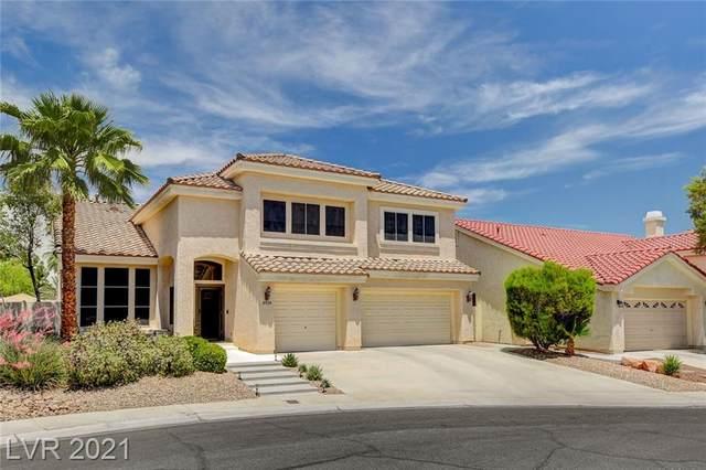 8928 Stafford Springs Drive, Las Vegas, NV 89134 (MLS #2294417) :: Signature Real Estate Group