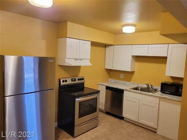 595 S Royal Crest Circle #22, Las Vegas, NV 89169 (MLS #2294473) :: Jeffrey Sabel