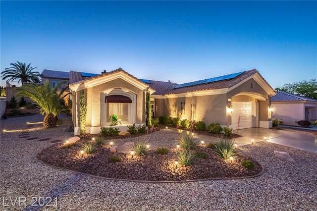 2501 Roseworthy Drive, Las Vegas, NV 89134 (MLS #2294524) :: Signature Real Estate Group