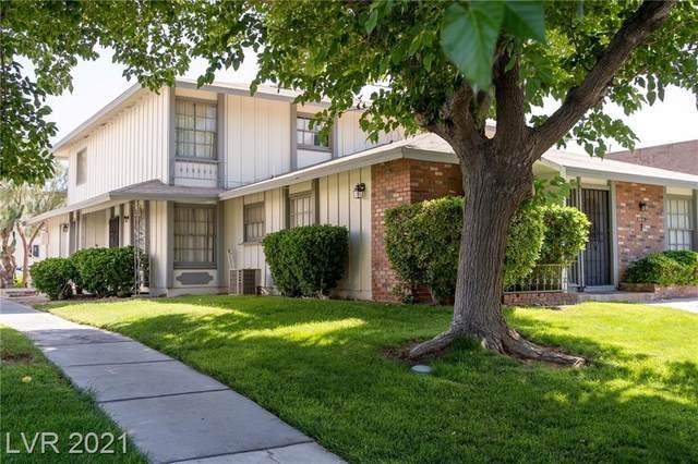 1309 Dorothy Avenue #4, Las Vegas, NV 89119 (MLS #2294578) :: Custom Fit Real Estate Group