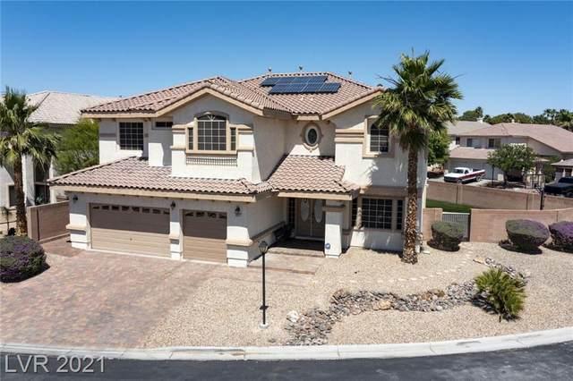 2622 Regency Cove Court, Las Vegas, NV 89121 (MLS #2294613) :: ERA Brokers Consolidated / Sherman Group