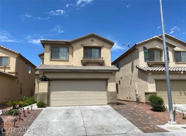 3433 Quiet Pueblo Street, North Las Vegas, NV 89032 (MLS #2294770) :: Lindstrom Radcliffe Group