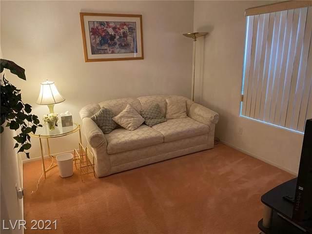 5000 Red Rock Street #141, Las Vegas, NV 89118 (MLS #2294828) :: Hebert Group | eXp Realty