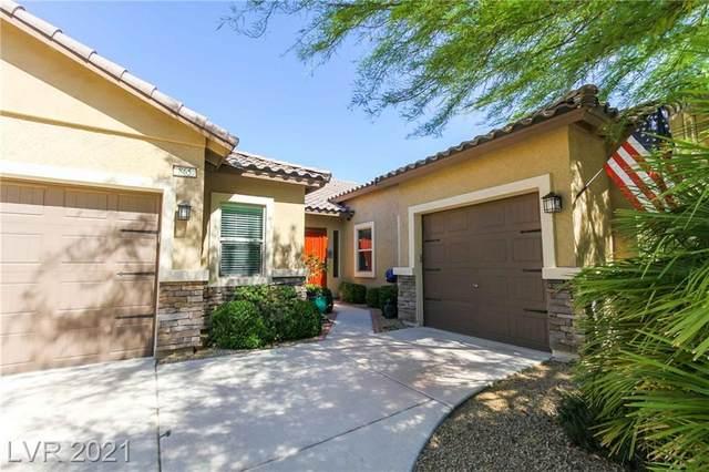 865 Renaissance Street, Boulder City, NV 89005 (MLS #2294904) :: Team Michele Dugan