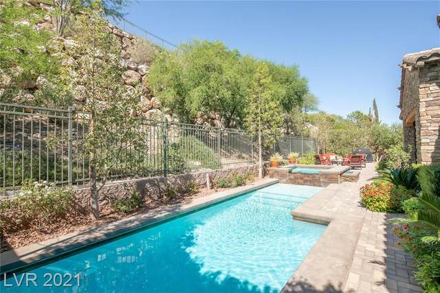 70 Rezzonico Drive, Henderson, NV 89011 (MLS #2294913) :: DT Real Estate