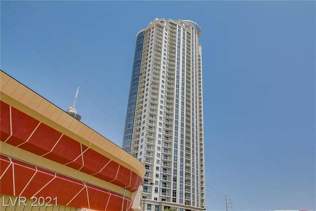 200 W Sahara Avenue #3602, Las Vegas, NV 89102 (MLS #2295061) :: Hebert Group | Realty One Group