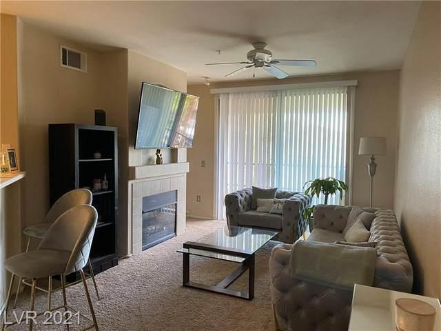 7115 S Durango Drive #308, Las Vegas, NV 89113 (MLS #2295065) :: Jack Greenberg Group