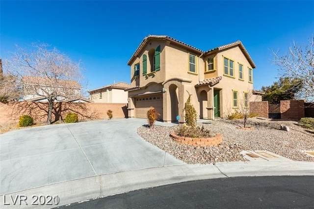 7834 Brodie Castle Court, Las Vegas, NV 89166 (MLS #2295117) :: Lindstrom Radcliffe Group