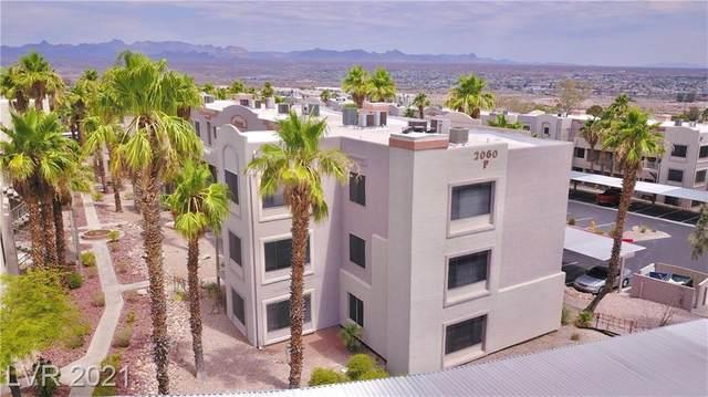 2060 Mesquite Lane #205, Laughlin, NV 89029 (MLS #2295178) :: DT Real Estate