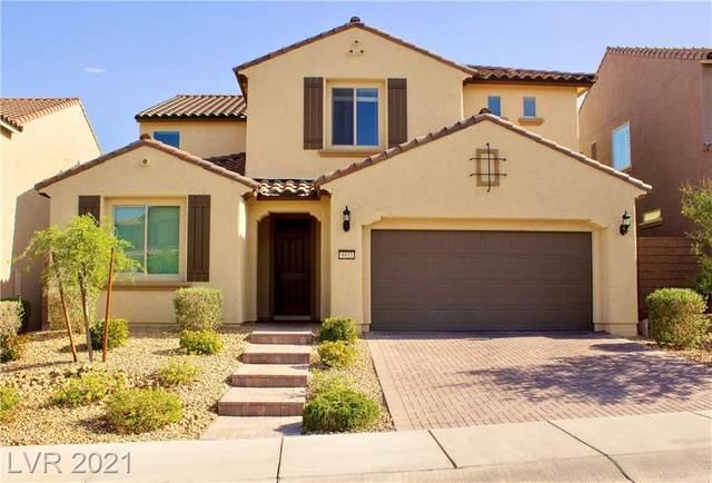 9933 Shadow Landing Avenue, Las Vegas, NV 89166 (MLS #2295230) :: Galindo Group Real Estate