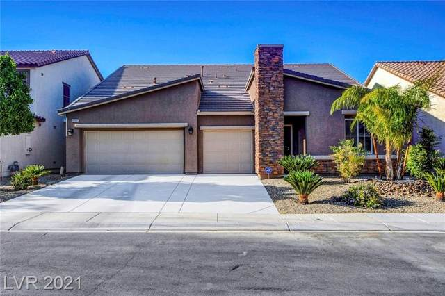 4552 Arizona Rosewood Avenue, North Las Vegas, NV 89085 (MLS #2295299) :: Lindstrom Radcliffe Group