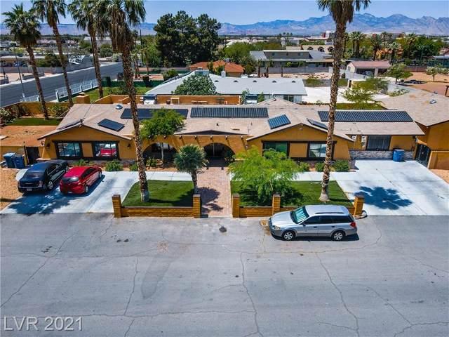 5824 W Oakey Boulevard, Las Vegas, NV 89146 (MLS #2295408) :: Lindstrom Radcliffe Group