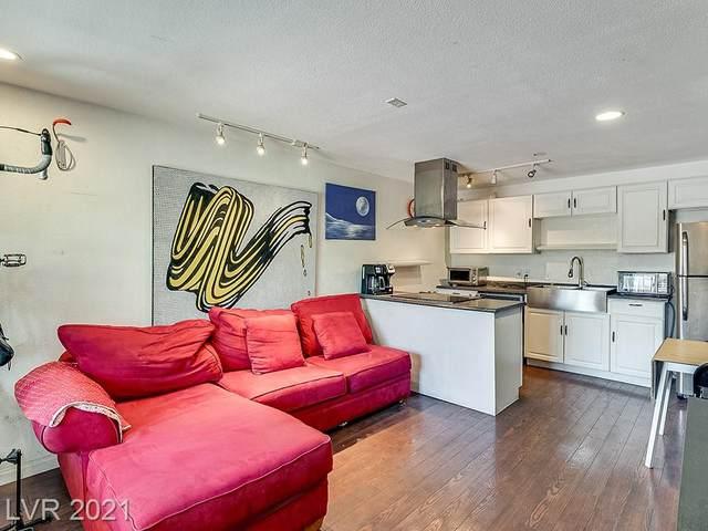 3712 Royal Crest Street #14, Las Vegas, NV 89119 (MLS #2295576) :: Galindo Group Real Estate