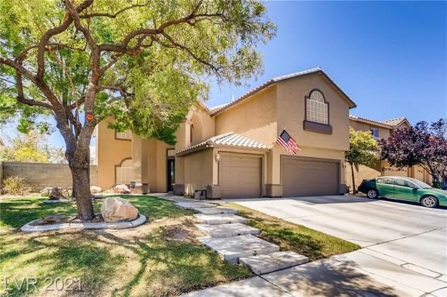 6121 Markleham Avenue, Las Vegas, NV 89130 (MLS #2295631) :: Galindo Group Real Estate
