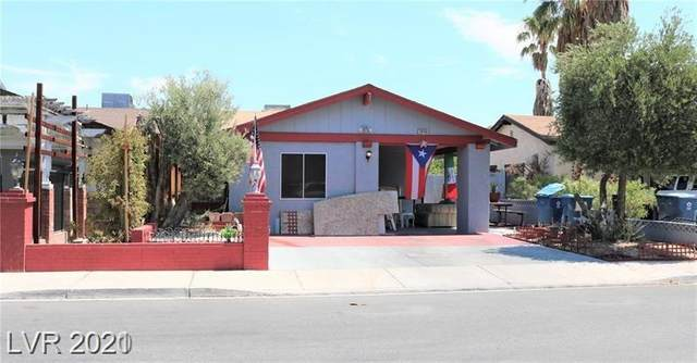 3948 Calle Mirador, Las Vegas, NV 89103 (MLS #2295764) :: ERA Brokers Consolidated / Sherman Group