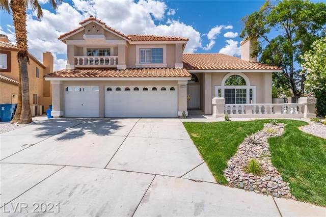 3317 Trickling Stream Circle, Las Vegas, NV 89117 (MLS #2295911) :: Signature Real Estate Group