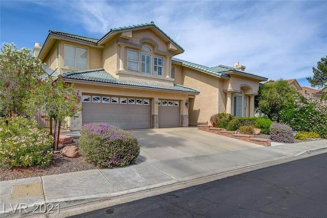 2438 Ping Drive, Henderson, NV 89074 (MLS #2296078) :: Signature Real Estate Group