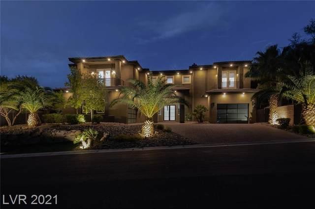 1640 Liege Drive, Henderson, NV 89012 (MLS #2296097) :: Vestuto Realty Group