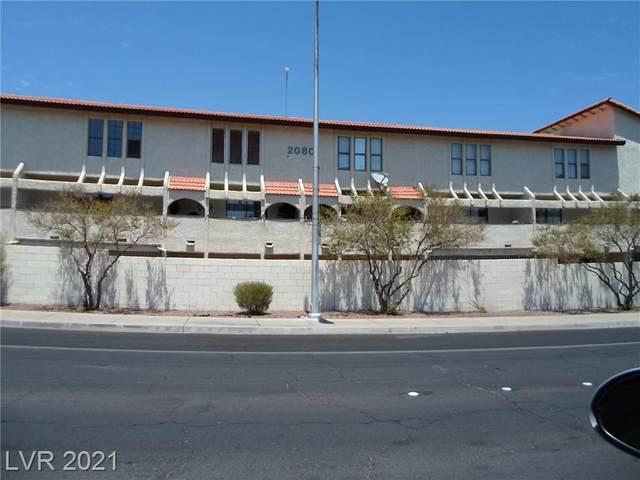 2080 Karen Avenue #61, Las Vegas, NV 89169 (MLS #2296320) :: Custom Fit Real Estate Group