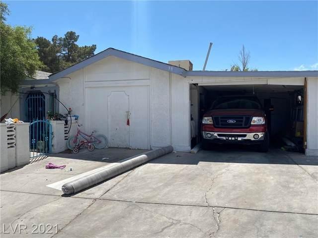 38 Locustwood Street, Las Vegas, NV 89110 (MLS #2296321) :: Lindstrom Radcliffe Group