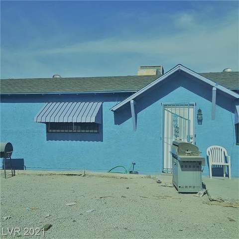 3630 Basin Street, Las Vegas, NV 89030 (MLS #2296548) :: Jeffrey Sabel
