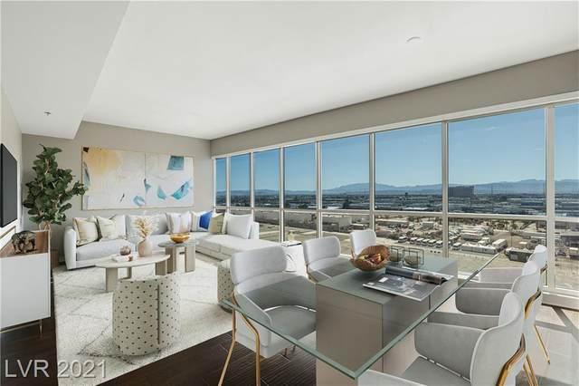 4525 Dean Martin Drive #908, Las Vegas, NV 89103 (MLS #2296655) :: DT Real Estate