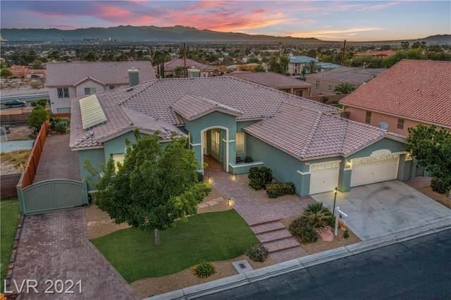 247 Royal Legacy Lane, Las Vegas, NV 89110 (MLS #2296657) :: Jeffrey Sabel