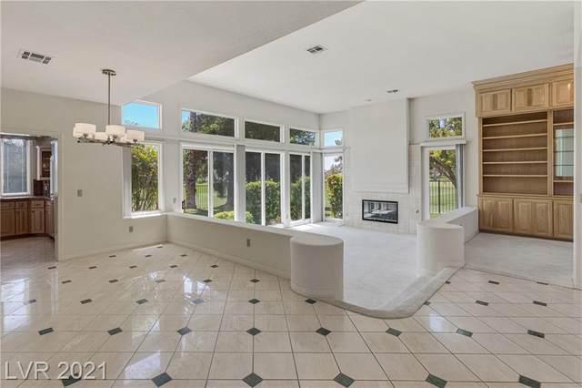 8813 Rainbow Ridge Drive, Las Vegas, NV 89117 (MLS #2296705) :: Galindo Group Real Estate