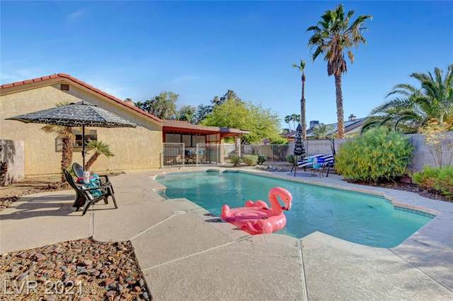 6432 Dearborn Court, Las Vegas, NV 89108 (MLS #2296817) :: Signature Real Estate Group