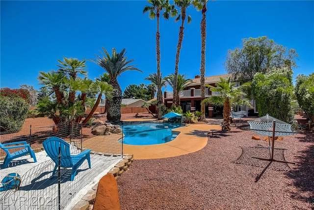 3708 Waterhole Street, Las Vegas, NV 89130 (MLS #2297061) :: Jeffrey Sabel
