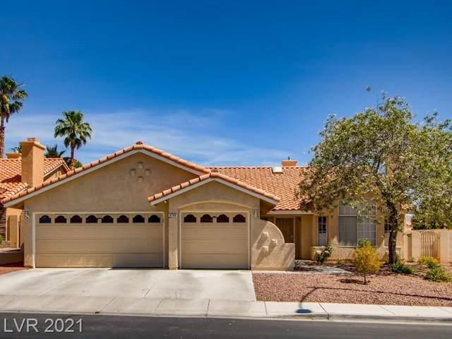 8200 Arch Bay Lane, Las Vegas, NV 89128 (MLS #2297109) :: Signature Real Estate Group