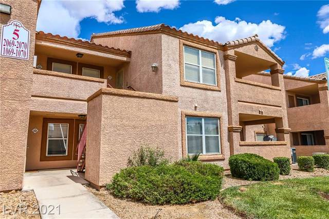 1150 N Buffalo Drive #1070, Las Vegas, NV 89128 (MLS #2297221) :: Jack Greenberg Group