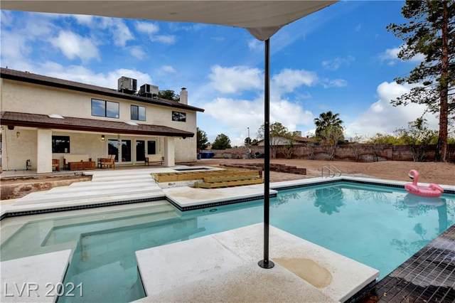 5575 Fire Island Drive, Las Vegas, NV 89120 (MLS #2297291) :: Signature Real Estate Group