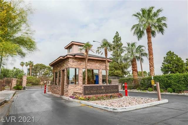 730 Oakmont Avenue #905, Las Vegas, NV 89109 (MLS #2297385) :: DT Real Estate